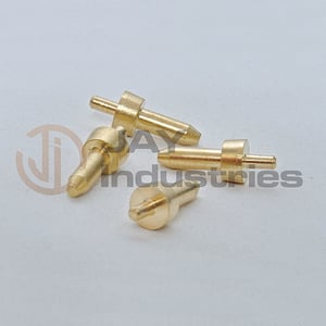 Highly Precise Pin for Use in Flow Control Equipments