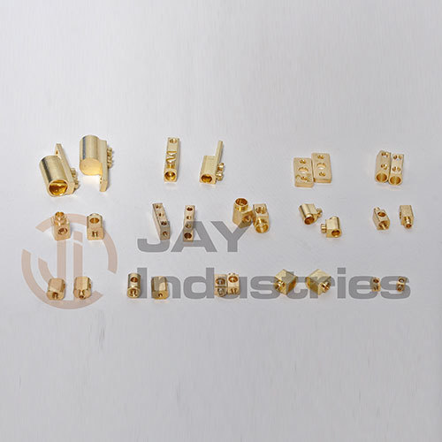 Brass Terminal and Wire strip Connectors