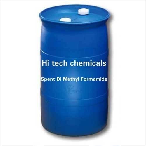 Spent Di Methyl Formamide Solution