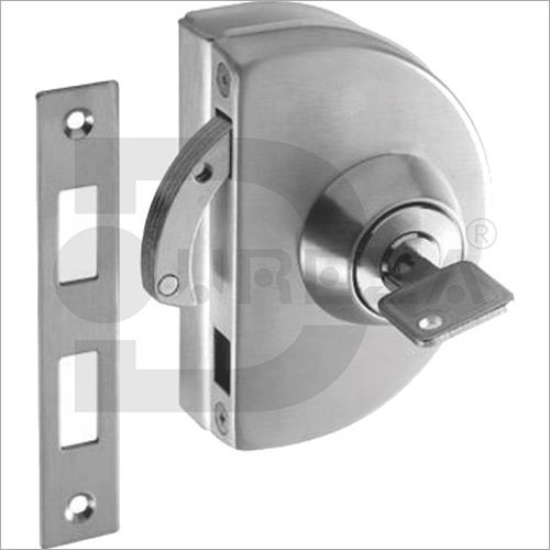 Wall To Glass Lock