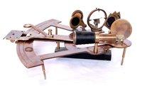 Antique Nautical Sextant