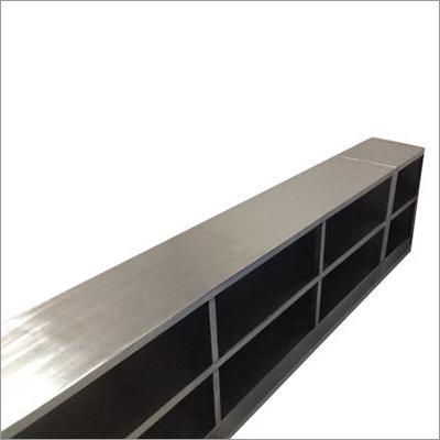 Steel Cross Over Bench