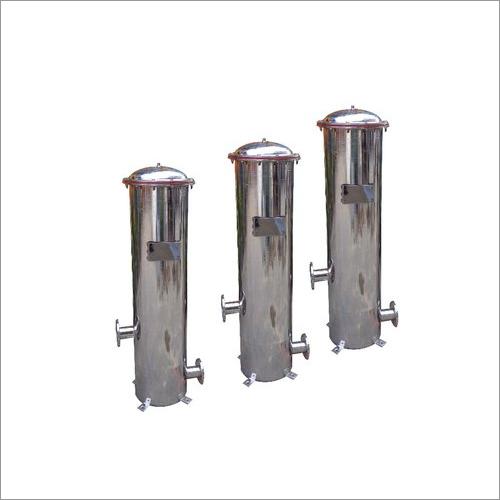 Steel Filter Housing