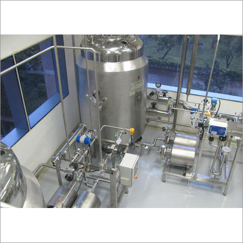 Water Distribution RO Plant