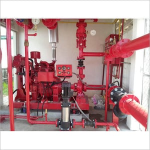 Fire Fighting Contractor Services