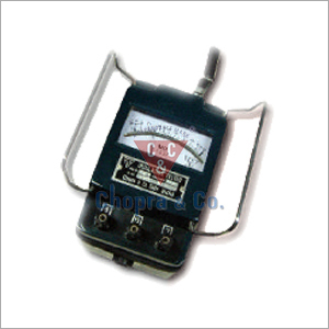 Insulation Tester Hand operated Megger