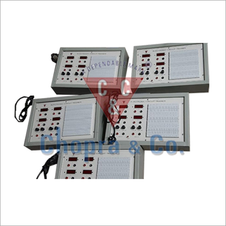 Electronic Trainer Kit