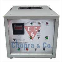 Oil BDV Test Kit 100KV Motorised