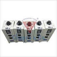 Auto transformer Variac Closed Three Phase