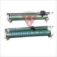 Rheostats Single Double tube