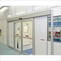 Clean Room Automatic Sliding Door