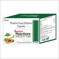 Platelate Count Enhancer Capsules