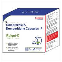 Omeprazole And Domperidone Capsules IP