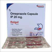 20mg Omeprazole Capsules IP