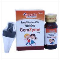 30ml Fungal Diastase With Pepsin Drops