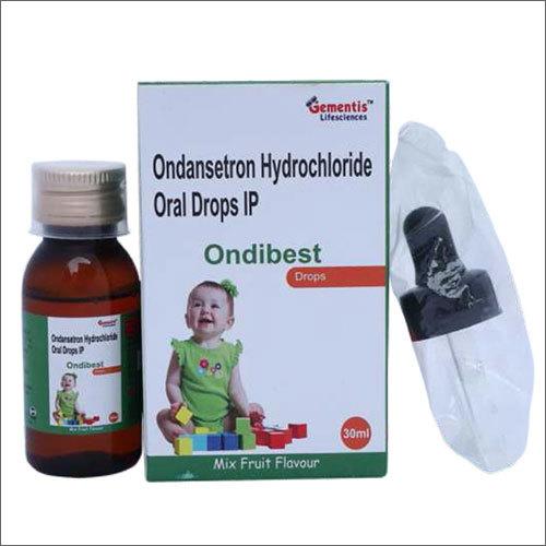 30ml Ondansetron Hydrochloride Oral Drops IP