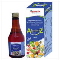 200ml Methylcobalamin Multivitamins Multiminerals With Lycopene L-Lysine And Antioxident Syrup