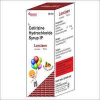 30ml Cetirizine Hydrochloride Syrup IP