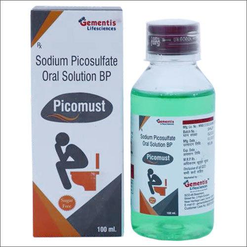 100ml Sodium Picosulfate Oral Solution BP