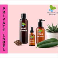 Cosmetic Private Label