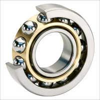 Single row contact bearing