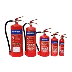 DCP Portable Fire Extinguisher
