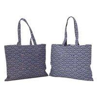 Jute/Cotton Reversible Non Laminated Bag
