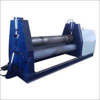 Hydro Mechanical Plate Rolling Machine