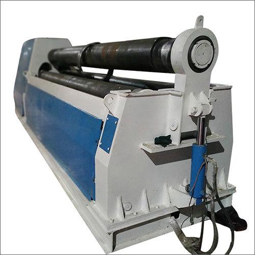 3 Roll Hydraulic Pre-Pinch Type Plate Rolling Machine