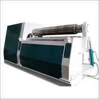 4 Roll Hydraulic Pre-Pinch Type Plate Rolling Machine
