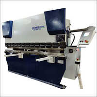 NC Control Hydraulic Press Brake Machine