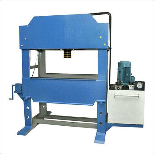 Hydraulic Hand Operated Workshop Press