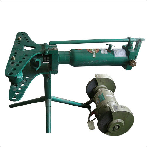Hydraulic Hand Operated Pipe Bending Machine