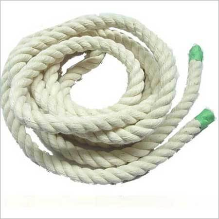 Plain Green End Cotton Rope