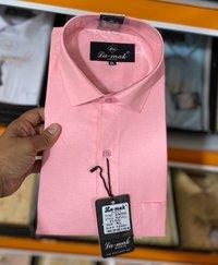 Mens Plain Full Sleeve Shirt