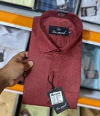 Office wear mens shirt