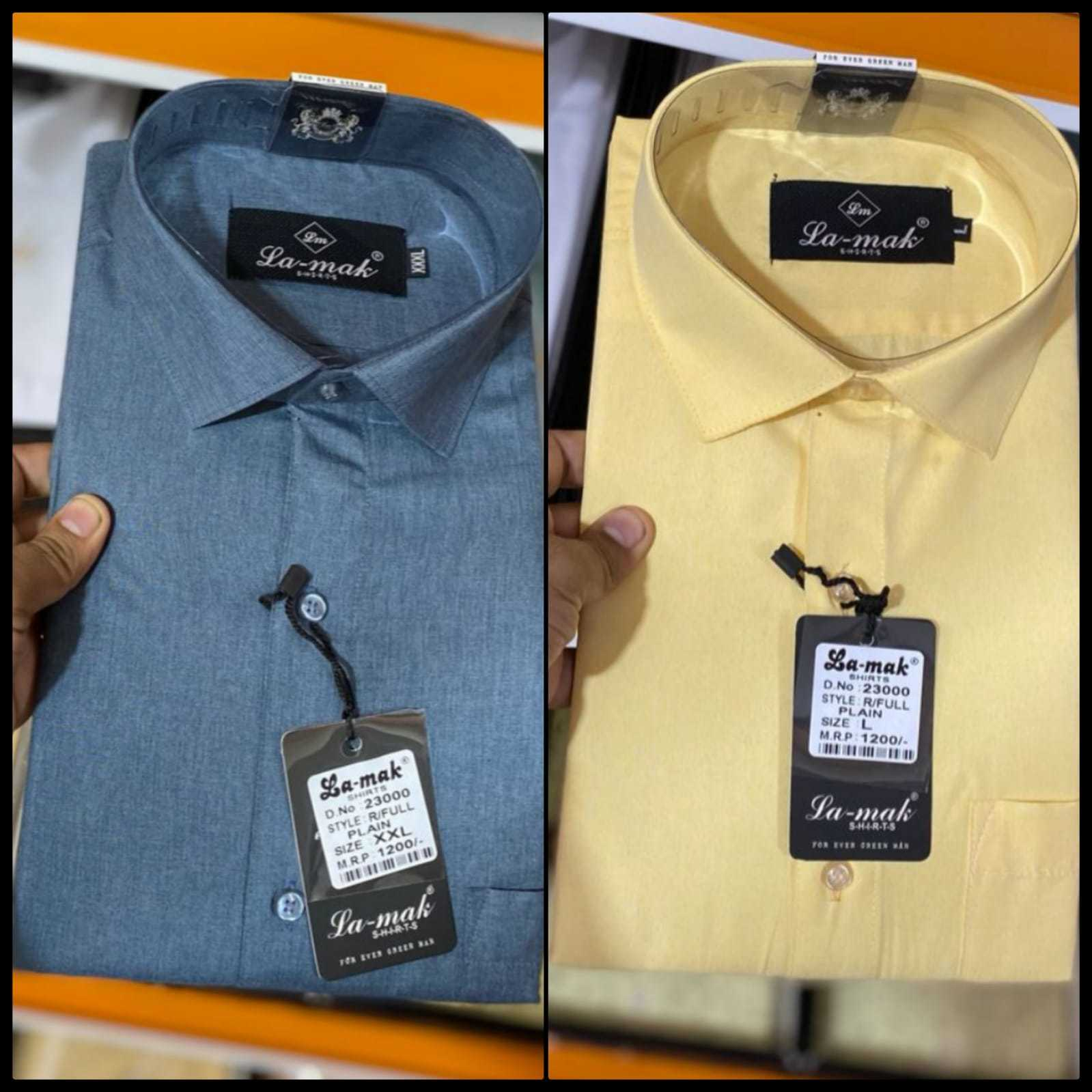 Mens Corporate Wear Shirt