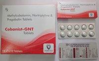 Pregabalin Methylcobalamin Nortriptyline Tablets
