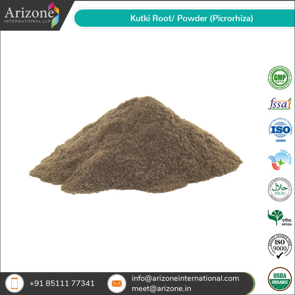 Picrorhiza Kurroa / Katuka / Kutki