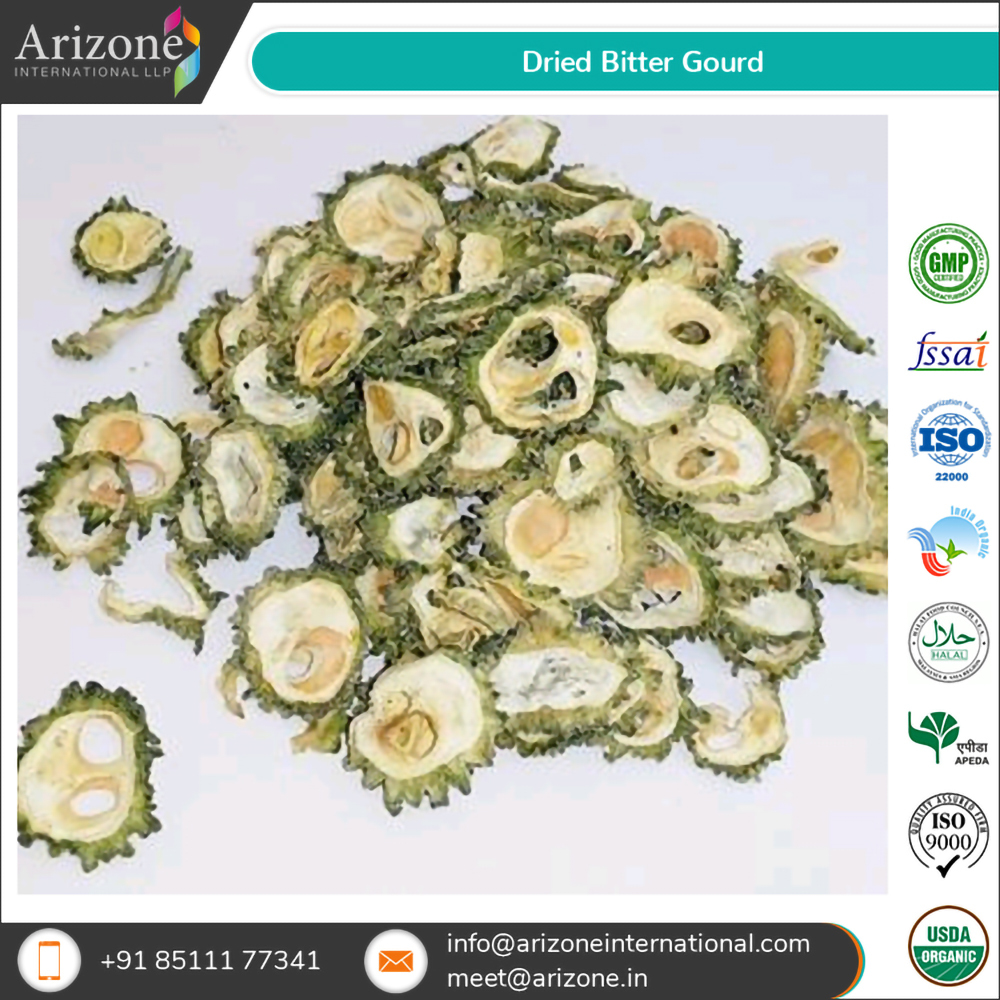 Dried Bitter Gourd