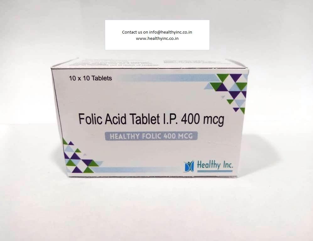 Folic Acid with Niacinamide Tablets