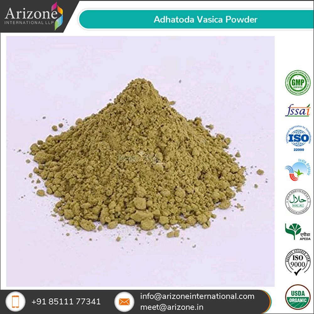 Adhatoda Vasica Powder