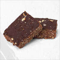 Chocolate Malai Barfi