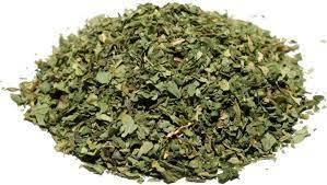 Dried Parsley Leaves / Petroselinum Crispum / Ajmud