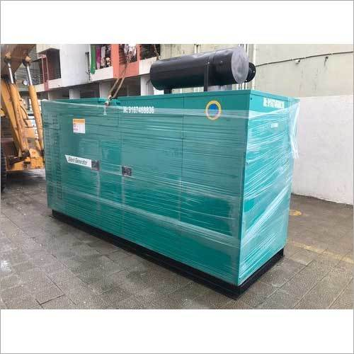 82.5 KVA Tata Cummins Soundproof Diesel Generator Set
