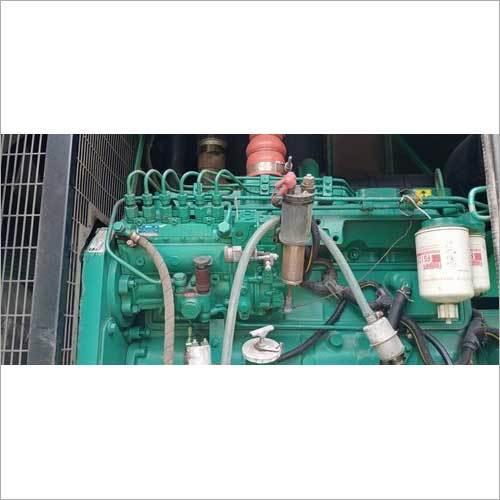 125 kVA Used Pre Owned Cummins Silent Diesel Generator Set