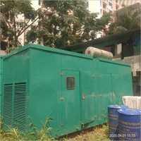 380 kVA Used Cummins Diesel Generator Set