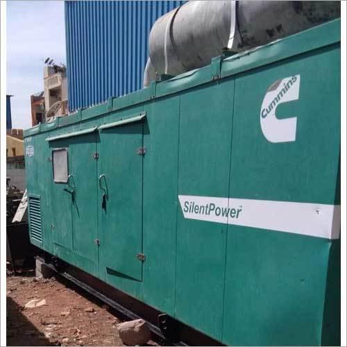 500 kVA Used Cummins Pre Owned Diesel Generator Set