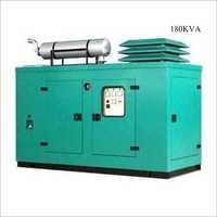 180 kVA Cummins 6CT Diesel Generator Set