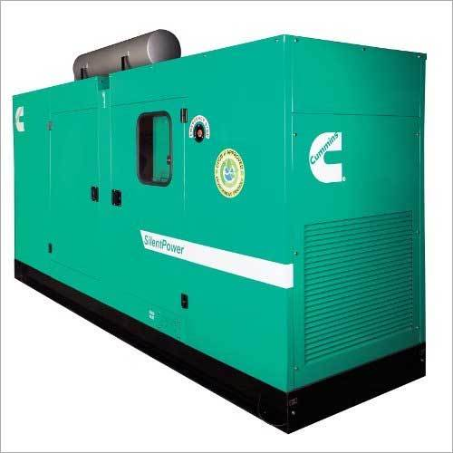 100 kVA Cummins Diesel Generator Set